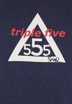 555 Soul - Houma T-shirt Navy