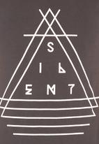 Silent Theory - Tent T-shirt Grey