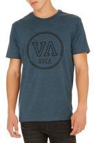 RVCA - Fundamental T-shirt Grey