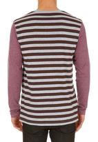 Quiksilver - Schooner Sweater Grey