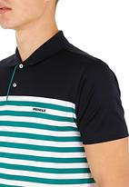 Pringle of Scotland - Singing Hill Styled Golfer Mid Green Mid Green