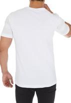 STYLE REPUBLIC - Stripe T-shirt Grey