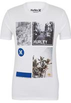 Hurley - CollideT-Shirt White