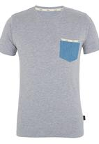 Wrangler - Occidental Tee Grey