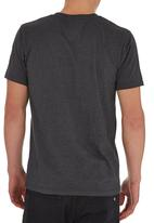 Hurley - One and Only Core Heather T-shirt Grey (dark grey)