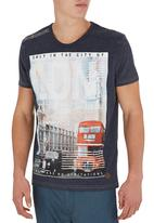 Smith & Jones - Sunbury T-shirt Navy
