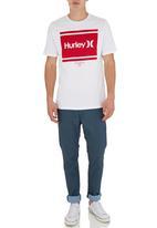 Hurley - Tempo Tee White