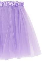 Smitten - Tutu Skirt Mid Purple Mid Purple