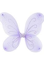 Smitten - Fairy Wings Set Pale Purple Pale Purple