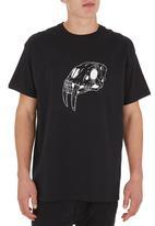 Ice Age - Skull T-shirt Black