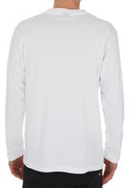 Ice Age - Long-sleeve Skull T-shirt White