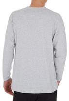 Ice Age - Long-sleeve Skull T-shirt Pale Grey Pale Grey