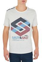 Smith & Jones - Stoneleigh Tee White