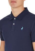 POLO - Classic Golfer Navy Navy