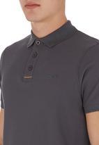 Crosshatch - Core Golfer Grey