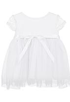 Precioux Baby - Princess Dress & Headband White