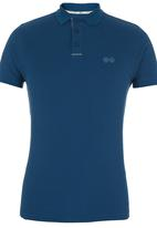 Crosshatch - Core Golfer Dark Blue