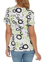 YARRA TRAIL - Appliqué T-shirt