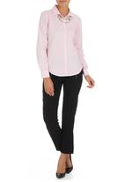 edit - Classic Shirt Pale Pink