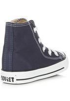 SOVIET - Hi-top Sneaker Navy