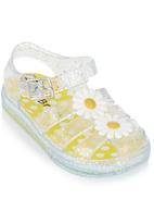 Brats - Jelly Sandal Clear