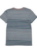 GUESS - Striped T-shirt Grey