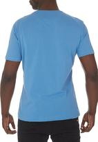 Crosshatch - Crossguns T-shirt Mid blue