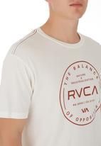 RVCA - Directive T-shirts White