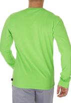 Lithe - Neon Top Mid Green Mid Green