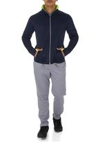 Lithe - Awesome Creative Agency - Sports Jacket Navy