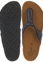 TWIGY - Beaded Sandal Navy