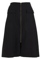 STYLE REPUBLIC - A-line Skirt Black