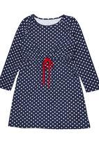 Rebel Republic - Knitted Dress Multi-colour
