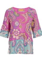 Maya Prass - Arzu Blouse Mid Pink