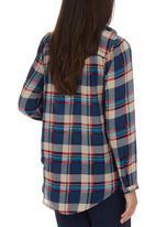 Me-a-mama - Cowboy Shirt Multi-colour