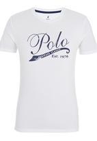 POLO - Classsic Signature White White