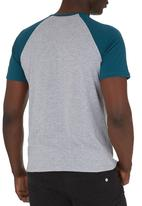 Wrangler - Straight Vol.3 T- shirt Grey
