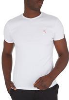 SOVIET - Short Sleeve Top White - White