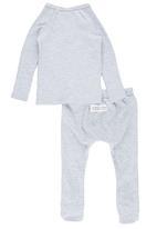 The London Laundry - Comfy Suit Grey