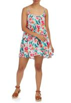 Rip Curl - Paradise Beach Dress Turquoise