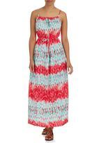 Rip Curl - Tropical Gem Maxi Dress Multi-colour