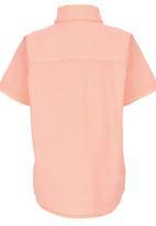 London Hub - Collared Shirt Orange