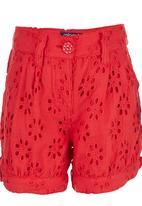 London Hub - Anglais Shorts Red