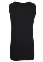 Billabong  - Printed Vest Black