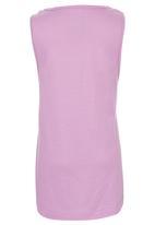 Billabong  - Branded Vest Mid Purple
