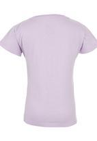 Billabong  - Printed T-shirt Pale Purple