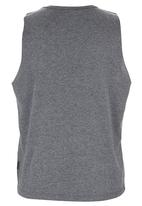 Rip Curl - Teen Hex Tank Dark Grey