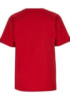 Rip Curl - Lets Surf Tee Red
