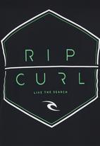Rip Curl - Hexxer Rashvest Black