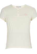 POP CANDY - Top with Front Yoke Cream
